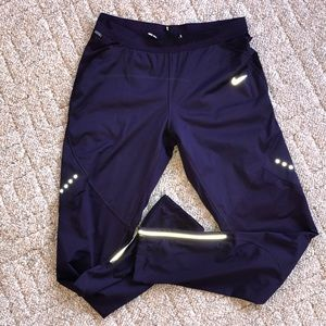 Nike shield running pants